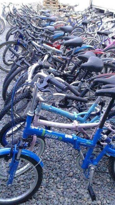 Xudat şəhərində Велосипеды из Кореи