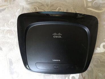 Электроника - Байтик: Wi-Fi Router Linksys by Cisco