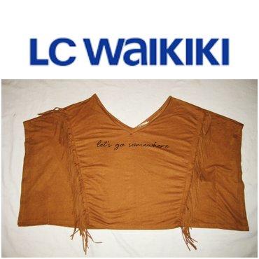 *** LCW WAIKIKI *** majica sa resama   Majica sa resama brenda - Beograd