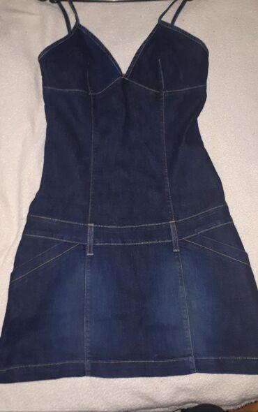 Ženska odeća | Novi Sad: Legend teksas haljina. Nosena par puta, ocuvana