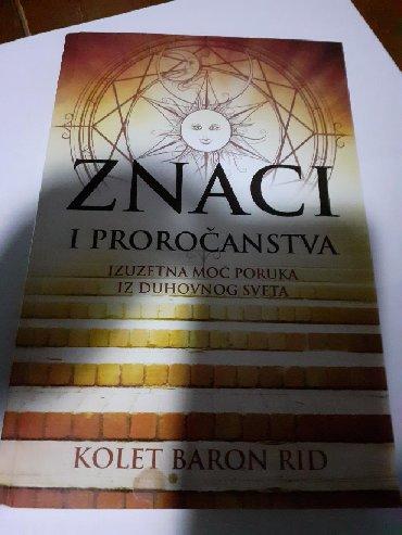 Knjige, časopisi, CD i DVD | Pozega: Znaci i proročanstva - Kolet Baron Rid. NOVOKolet Baron RidNovo!