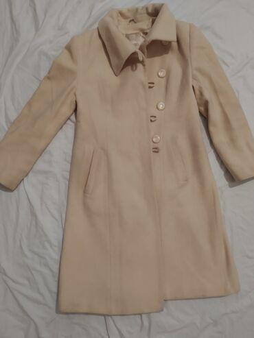 palto - Azərbaycan: Kashmir uzun palto. 40man satılır