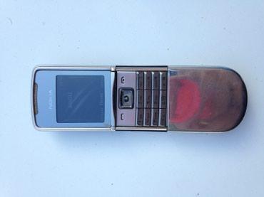 Bakı şəhərində   nokia 8800 iwlek telefondu