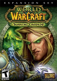 World of Warcraft The Burning Crusade Expansion Set σε Magnisia