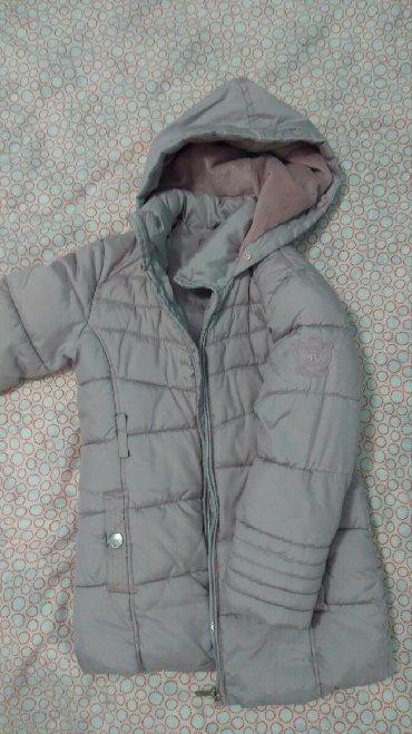 Dečije jakne i kaputi | Subotica: Zimska jakna za devojcice, vel 110,lepo ocuvana