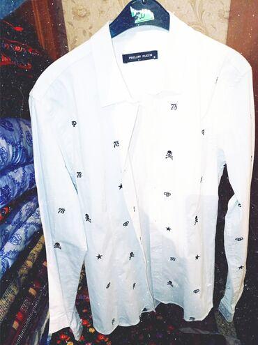 Продается рубашка Philipp Plein новая оригинальная размера М 50