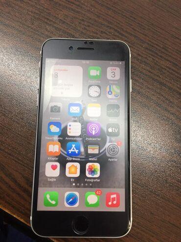 чехол iphone se в Азербайджан: IPhone SE 64 ГБ Белый