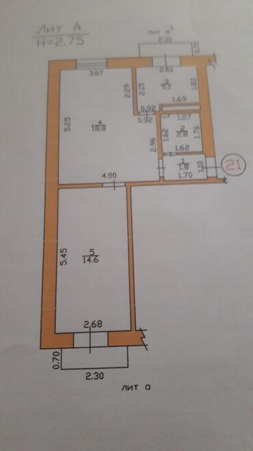 Продается квартира: Филармония, 2 комнаты, 43 кв. м