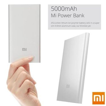 Bakı şəhərində Mi Power Bank 5000mAh - 28 AZN