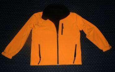 Personalni proizvodi - Cacak: Coverguard narandžasta jakna veličina M lagana, prijatna i udobna