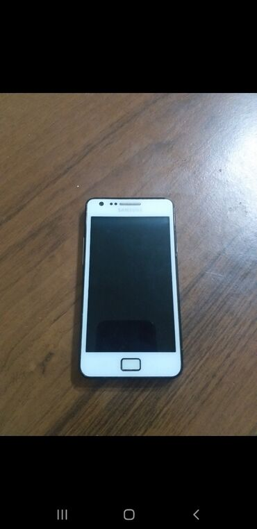 aro 10 16 mt - Azərbaycan: İşlənmiş Samsung Galaxy S2 Plus 16 GB ağ