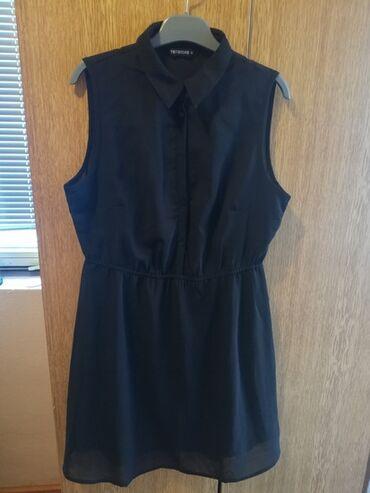 Terranova haljinica je nova. Materijal je kao elegantniji mada moze i