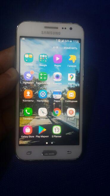İşlənmiş Samsung J210 8 GB ağ
