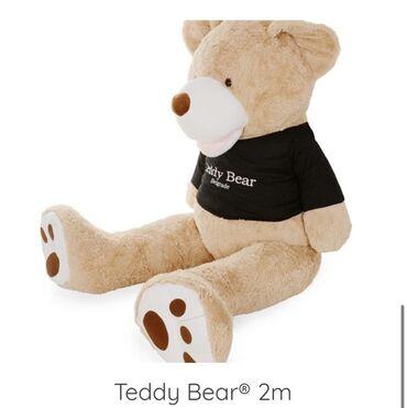 Prodajem Teddy Bear velicine 2m, kao nov
