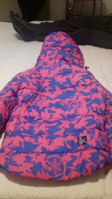 Zenska jakna,ocuvana,velicuna l
