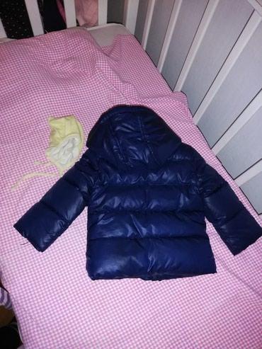 Куртка детская Чико 6месяц - 18месяц.. Одевал 2раза в Кемин