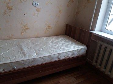 Продаю кровать с новым матрасом от lina. в Бишкек