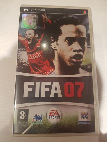 FIFA 07 για psp (+5 ευρώ μεταφορικά)