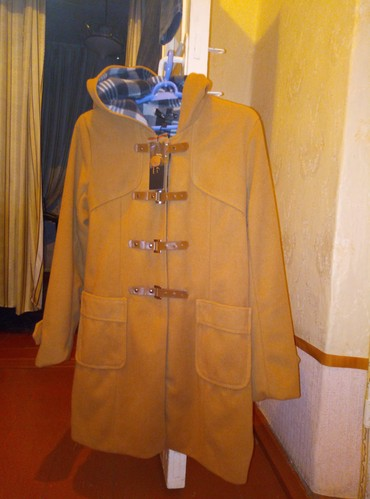 Пальто - Сокулук: Продаём пальто осенье-весеньнее новое
