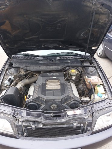 Продаю Audi A6 guattro 1995 года, объем 2.8 в хорошем состоянии. Рассм в Бишкек