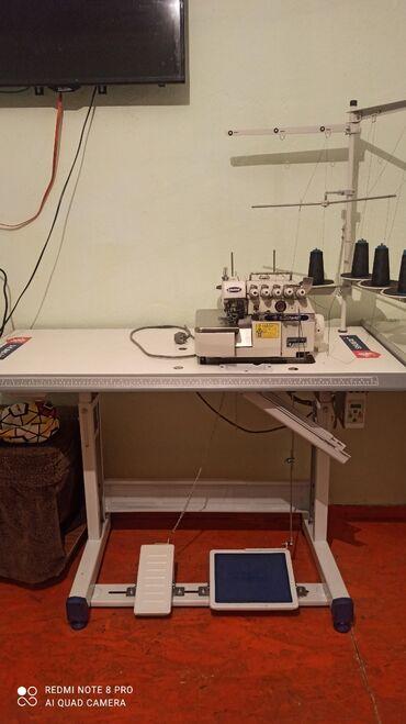 Продаю швейную машину:шестинитка 4 в1. (Пятинитка, шестинитка, четырех