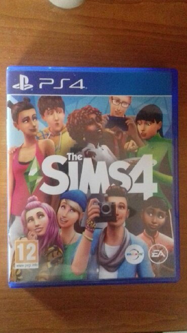 Cipele-ps - Srbija: Sims 4 za ps4 ubacen jednom u playstation 4 placen 6.500din