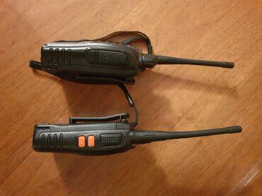 Г. Каракол Продаю рация baofeng 2 штук все работает отлично но зарядка