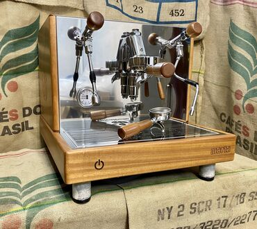 российские журналы в Кыргызстан: Новая кофемашина от Российского производителя кофейного оборудования «