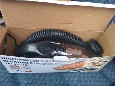 Novo.  Jaci model usisivača za kola.  Cena je 1850 din