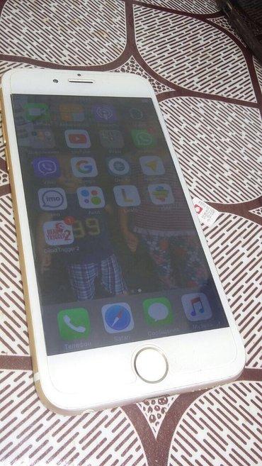 Göyçay şəhərində Ayfon 6 16 qb bir ayin telfonudu telfon ucardadi