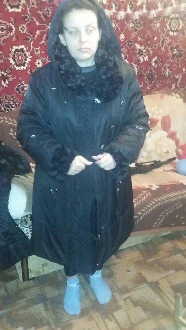 продам женскую куртку, подклад отстегивается. торг уместен. размер 50/ в Бишкек