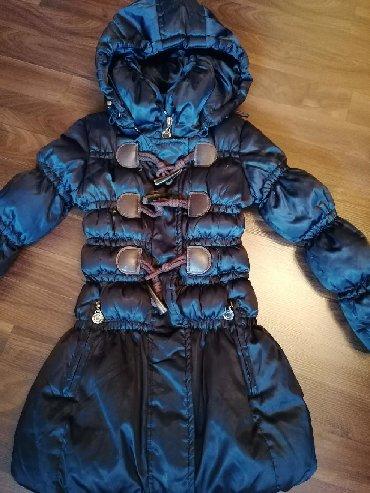 Dečije jakne i kaputi | Ruma: Jakna za devojčice. Očuvana i bez oštećenja, veličina 4-5