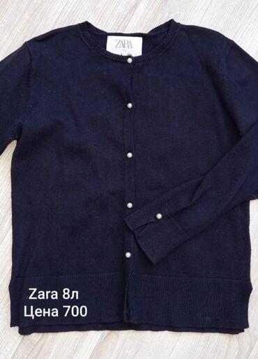 Платья, кофточка с жемчугом  Zara kids Идеал