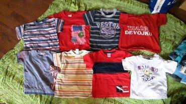 Majice za uzrast do godinu dana,cena po komadu - Pozarevac