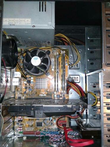 Продаю 4х ядерный игравой системник с 8 в Бишкек