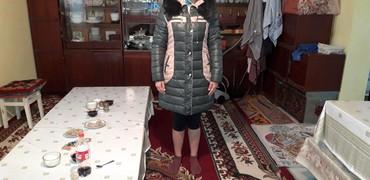 размер мужской одежды 2xl в Кыргызстан: Продаётся дублёнка размер XL.состояние идеальное пару раз одевали