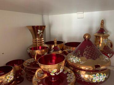 servizi - Azərbaycan: Çexya istehsalı qədim çaynı servizi 30 ilikdi ətraflı məlumat