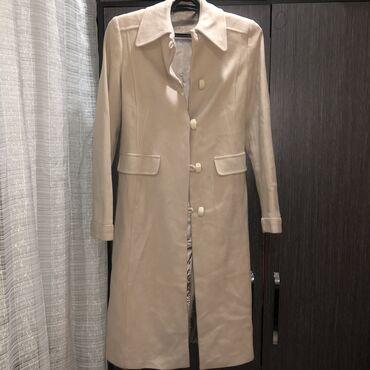 Пальто деми кашемир, размер M