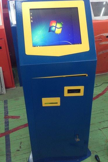 Платежный терминал Mei Advance в Бишкек