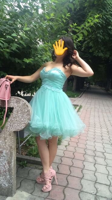Платья - Бишкек: Платье состояние идеальное . Одевалось всего 1 раз.Cosmo Bella