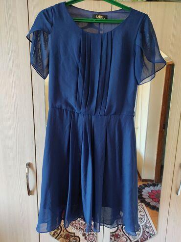 черно белая платья в Кыргызстан: Продаю платья хорошоего качества одевалось 1раз на несколько часов