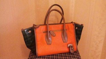 жен-сумка в Кыргызстан: Сумка жен. произ-во Корея. кожа. Имеется ручка короткая +ручка длинная