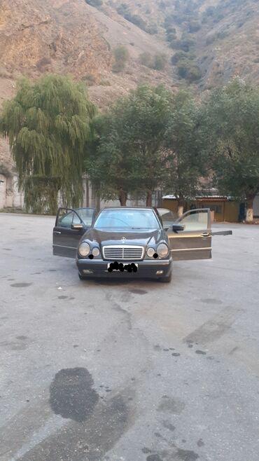 Автомобили - Джалал-Абад: Mercedes-Benz E-Class 2.8 л. 1998   384500 км