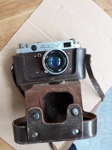 фотоапарат канон в Азербайджан: Фотоапарат. ФЭД-2