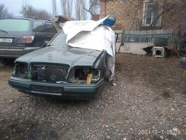 Mercedes-Benz W124 2 л. 1994 | 222222 км