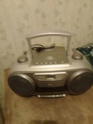 Радио, магнитофон, плеер - 3 в одном. в Бишкек