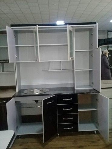 Гарнитуры в Кок-Ой: ОТ ПРОИЗВОДИТЕЛЯ))))) шкафы, кухня, мягкий мебели наличие и на заказ