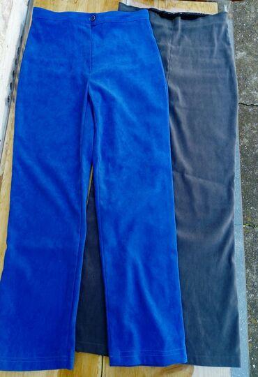 Svecane pantalone - Srbija: Dva para svecanih pantalonca obim struka 68cm duzina 89cm