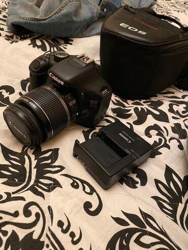 canon 5d mark 1 в Кыргызстан: Продаю фотоаппарат Canon 550D 18-55kit Привозил из Японии, в отличном