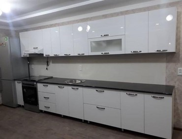 Нур Бай  мебель кухонный гарнитур на заказ в Лебединовка